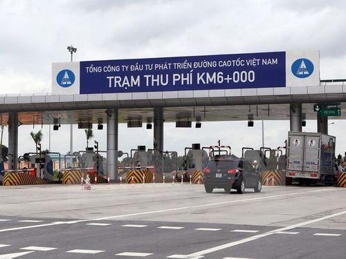 Thẻ thu phí điện tử sẽ áp dụng trên cao tốc Nội Bài- Lào Cai từ ngày 7/11 - Ảnh 1