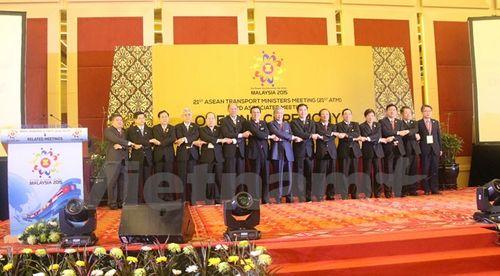 Việt Nam dự Hội nghị Bộ trưởng Giao thông ASEAN lần thứ 21 - Ảnh 1