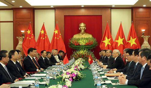 Thúc đẩy phát triển hơn nữa quan hệ hai Đảng, hai nước Việt-Trung - Ảnh 2