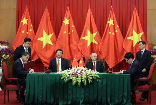 Thúc đẩy phát triển hơn nữa quan hệ hai Đảng, hai nước Việt-Trung - Ảnh 3