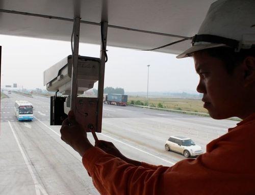Chính thức lắp 60 camera phạt nguội trên cao tốc Nội Bài-Lào Cai - Ảnh 2