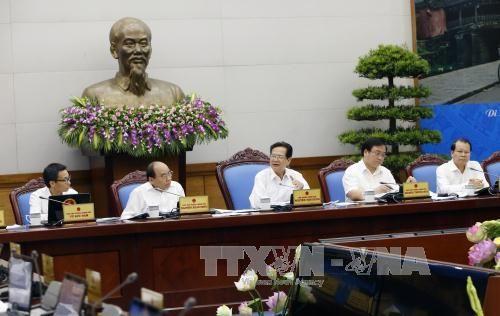 Nghị quyết phiên họp Chính phủ thường kỳ tháng 10 - Ảnh 1