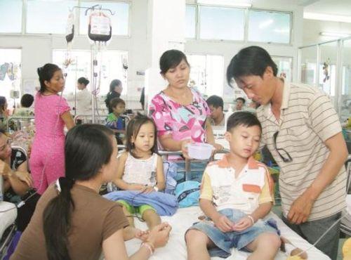 Sốt xuất huyết ở thai phụ tăng đột biến tại TP.HCM - Ảnh 1
