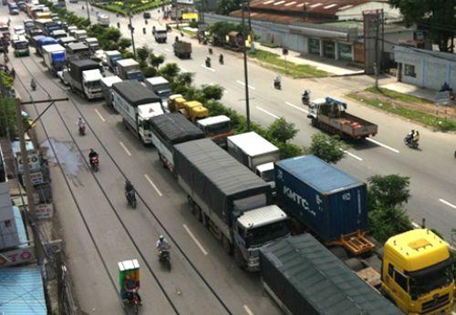 TP.HCM chi gần 400 tỉ mở rộng Quốc lộ 1 dài 12km - Ảnh 1
