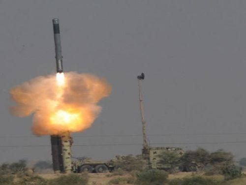 Ấn Độ phóng thử thành công tên lửa hành trình siêu thanh tấn công từ mặt đất - Ảnh 1