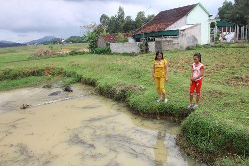 Cô học trò lớp 6 cứu 2 em nhỏ bị đuối nước - Ảnh 3