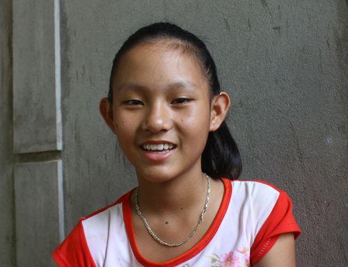 Cô học trò lớp 6 cứu 2 em nhỏ bị đuối nước - Ảnh 1