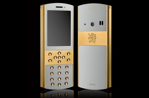 """Những chiếc điện thoại chỉ có đại gia mới """"với tới"""" - Ảnh 4"""