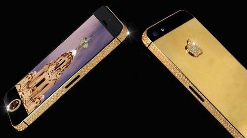 """Những chiếc điện thoại chỉ có đại gia mới """"với tới"""" - Ảnh 1"""