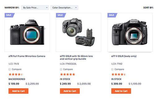Sốc' vì Sony giảm giá máy ảnh A7R từ 50 xuống còn 4 triệu - Ảnh 2
