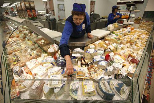 Nga duy trì cấm nhập khẩu thực phẩm phương Tây - Ảnh 1