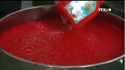 Phát hiện cơ sở sản xuất hạt trân châu siêu bẩn trong xưởng gạch - Ảnh 1