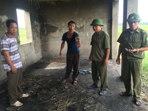 Bắc Ninh: Sét đánh khi trú mưa giữa cánh đồng, 7 người thương vong  - Ảnh 1