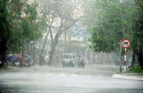 Dự báo thời tiết hôm nay 24/7: Nhiều nơi có mưa rào và dông - Ảnh 1