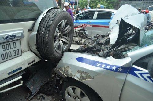 Tin tai nạn giao thông mới nhất ngày 31/7 - Ảnh 1