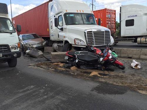 Tin tai nạn giao thông mới nhất ngày 9/7 - Ảnh 1