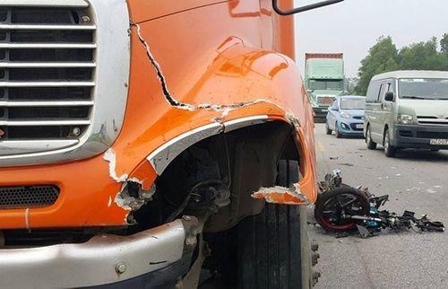 Tin tai nạn giao thông mới nhất ngày 1/9 - Ảnh 1