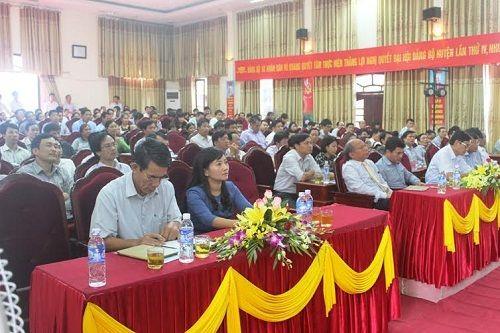 Cơ hội vàng cho các doanh nghiệp đầu tư vào một huyện miền núi Hà Tĩnh - Ảnh 1