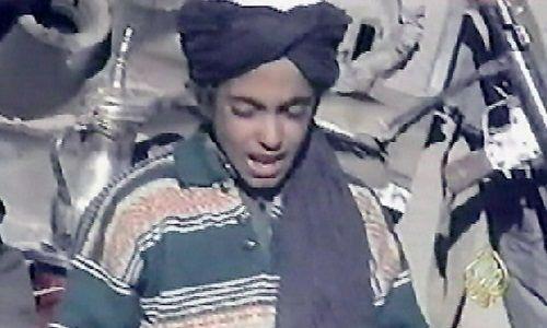 Con trai bin Laden dọa trả thù Mỹ - Ảnh 1
