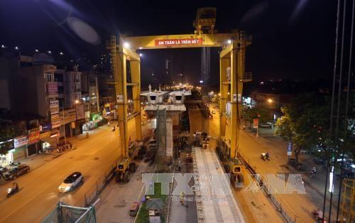 Cơ chế đặc thù Dự án đường sắt đô thị Cát Linh - Hà Đông - Ảnh 1