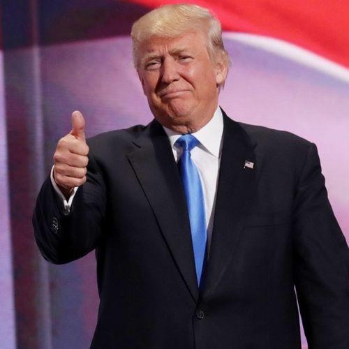 Ông Trump chính thức được đề cử làm ứng viên tổng thống Mỹ - Ảnh 1