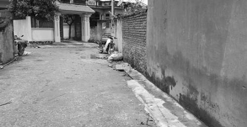 Nhóm côn đồ dùng mã tấu truy sát trai làng khiến hai người thương vong - Ảnh 1