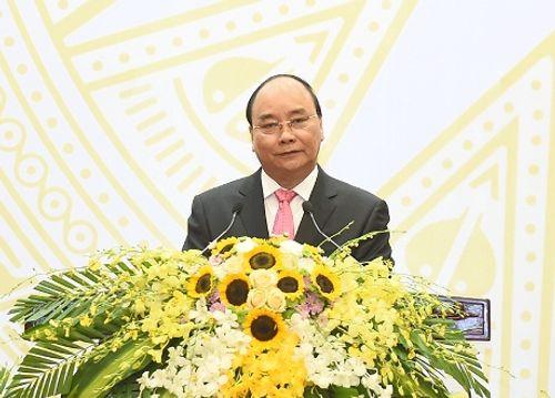 Thủ tướng Nguyễn Xuân Phúc chủ trì tiệc chiêu đãi quốc tế dịp Quốc khánh 2/9 - Ảnh 1