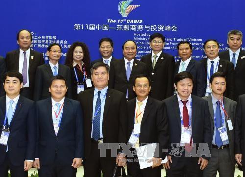 Thủ tướng đối thoại với các CEO Trung Quốc - Ảnh 1