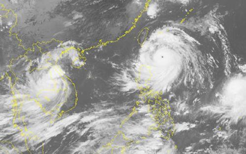 Dự báo thời tiết ngày mai 14/9: Mưa dông giảm, siêu bão Meranti đi vào Biển Đông - Ảnh 1
