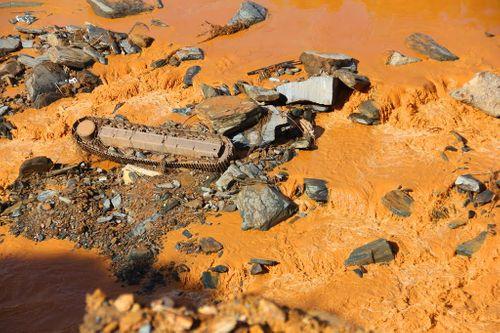 Lời kể nhân chứng vụ vỡ đường ống nước thủy điện sông Bung 2 - Ảnh 1