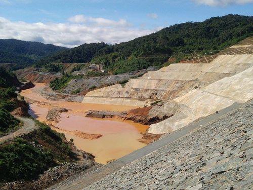 Vụ vỡ ống thủy điện sông Bung 2: 8 người đã trở về - Ảnh 1