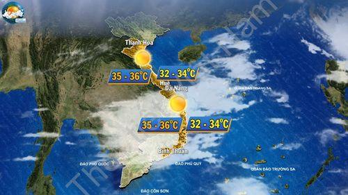 Dự báo thời tiết ngày mai 16/9:  Cả nước ngày nắng ráo, Nam Bộ mưa về chiều - Ảnh 1