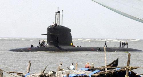 Ấn Độ hủy kế hoạch mua thêm 3 tàu ngầm Pháp sau vụ rò rỉ gây chấn động - Ảnh 1
