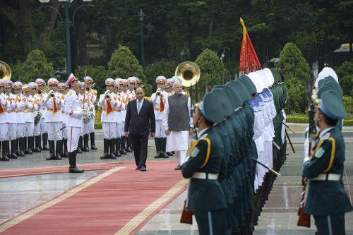 Việt Nam, Ấn Độ nâng cấp quan hệ lên đối tác chiến lược toàn diện - Ảnh 2