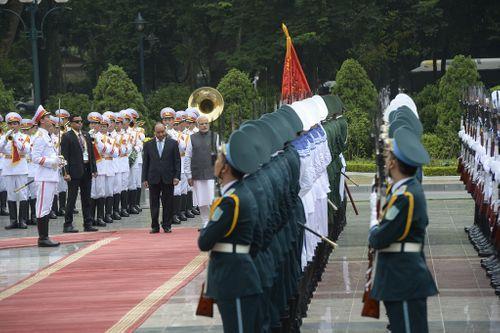 Việt Nam, Ấn Độ nâng cấp quan hệ lên đối tác chiến lược toàn diện - Ảnh 4