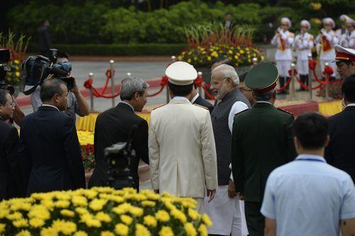 Việt Nam, Ấn Độ nâng cấp quan hệ lên đối tác chiến lược toàn diện - Ảnh 5