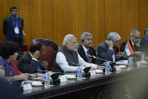 Việt Nam, Ấn Độ nâng cấp quan hệ lên đối tác chiến lược toàn diện - Ảnh 8