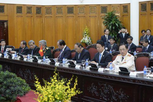 Việt Nam, Ấn Độ nâng cấp quan hệ lên đối tác chiến lược toàn diện - Ảnh 9