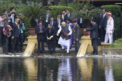 Việt Nam, Ấn Độ nâng cấp quan hệ lên đối tác chiến lược toàn diện - Ảnh 10