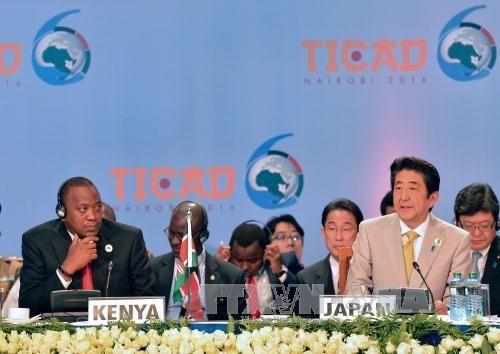 Nhật Bản giành thắng lợi quan trọng tại châu Phi trước Trung Quốc - Ảnh 1