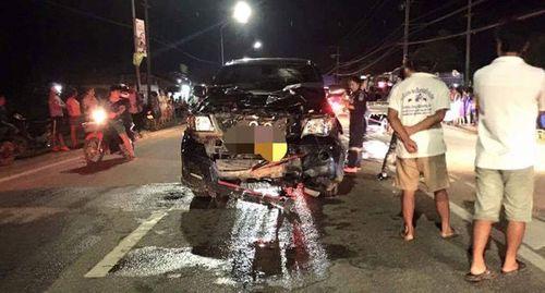 Gặp tai nạn ở Lào, 2 lao động Việt tử vong - Ảnh 1