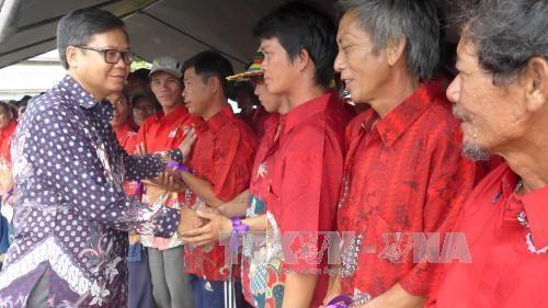 228 ngư dân đã về nước an toàn từ Indonesia  - Ảnh 1