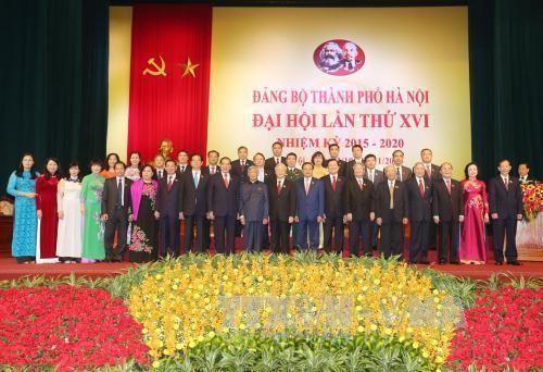 Người Thủ đô kỳ vọng một Đại hội đổi mới - Ảnh 2