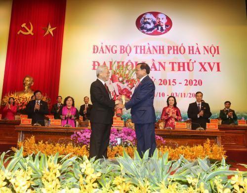 Người Thủ đô kỳ vọng một Đại hội đổi mới - Ảnh 3
