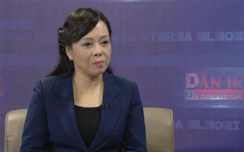 Bộ trưởng Bộ Y tế trả lời về việc tăng 1.800 giá dịch vụ y tế - Ảnh 1