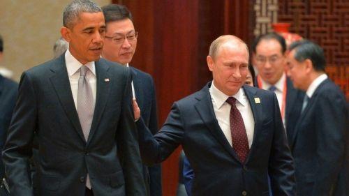 Tổng thống Nga Putin khiến ông Obama gửi binh sĩ đến Syria - Ảnh 1