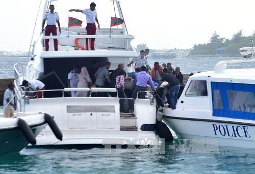 """FBI công bố kết quả điều tra """"vụ ám sát"""" Tổng thống Maldives  - Ảnh 1"""