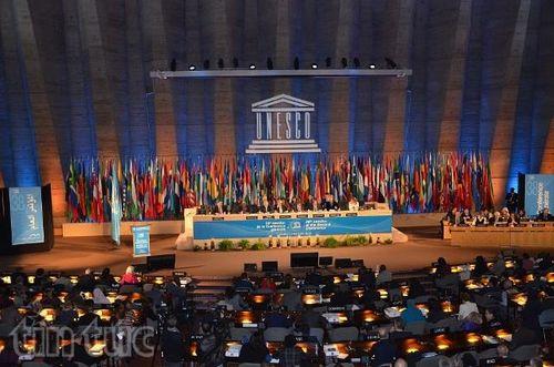 Việt Nam trúng cử Hội đồng chấp hành UNESCO 2015-2019 - Ảnh 1