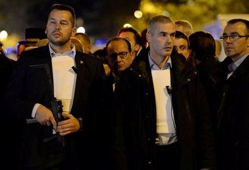 Khủng bố kinh hoàng tại Paris: Ít nhất 158 người thiệt mạng - Ảnh 3