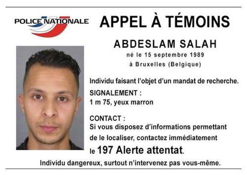 """Vụ khủng bố Pháp: Cảnh sát truy nã nghi phạm """"nguy hiểm"""" - Ảnh 1"""